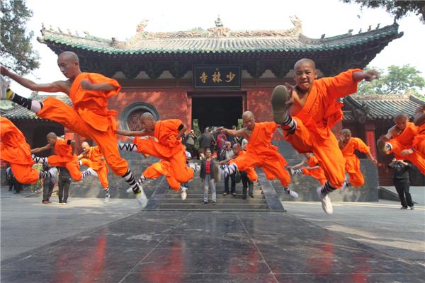 Seni Bela Diri Kung Fu Cina
