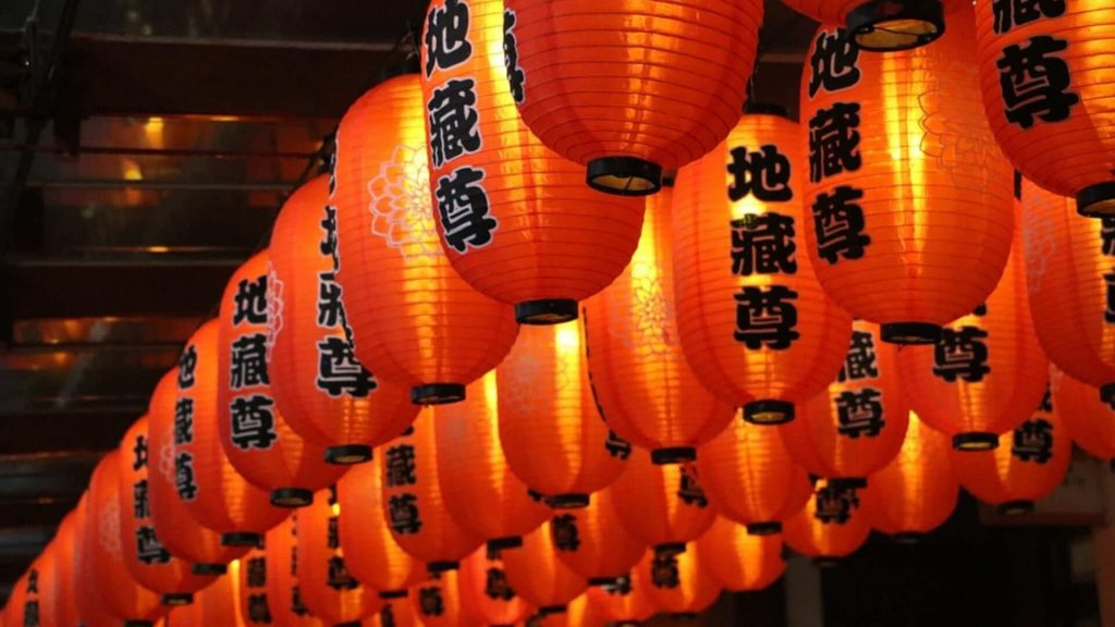 Seni Pembuatan Lentera Cina