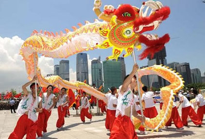Tarian Naga Cina Sejarah dan Gaya